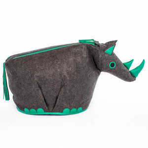 Rhinoceros Toy Storage Bin - Great Useful Stuff