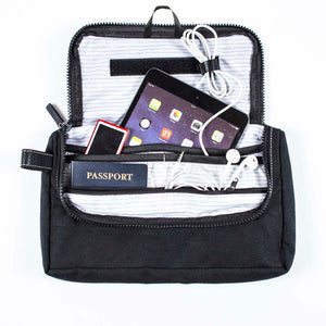 Travel Media Pouch - Great Useful Stuff