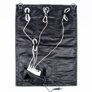 """Wally"" Hanging Wall Organizer and Charging Station - Personalized - Great Useful Stuff"