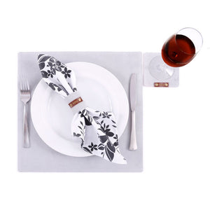 Suede Leather Placemats - Great Useful Stuff