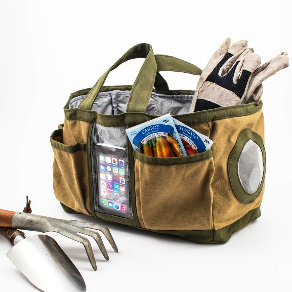 Craft Tote with Built-In Bluetooth Speaker - Great Useful Stuff