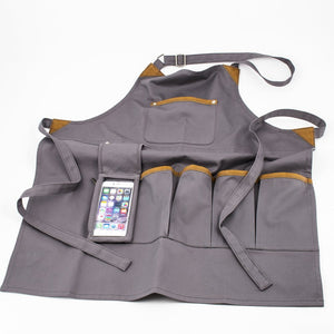 Techie Apron with Smart Pocket - Personalized