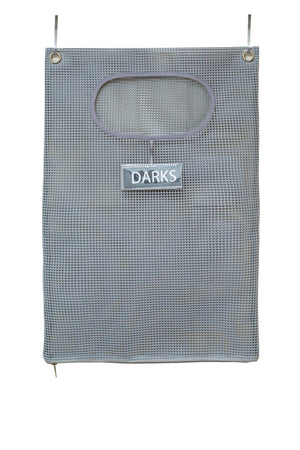 Mesh Over-the-Door Laundry Hamper - Great Useful Stuff