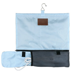 Hair Tool Travel Roll Organizer