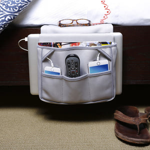 Bedside Laptop Organizer - Personalized - Great Useful Stuff