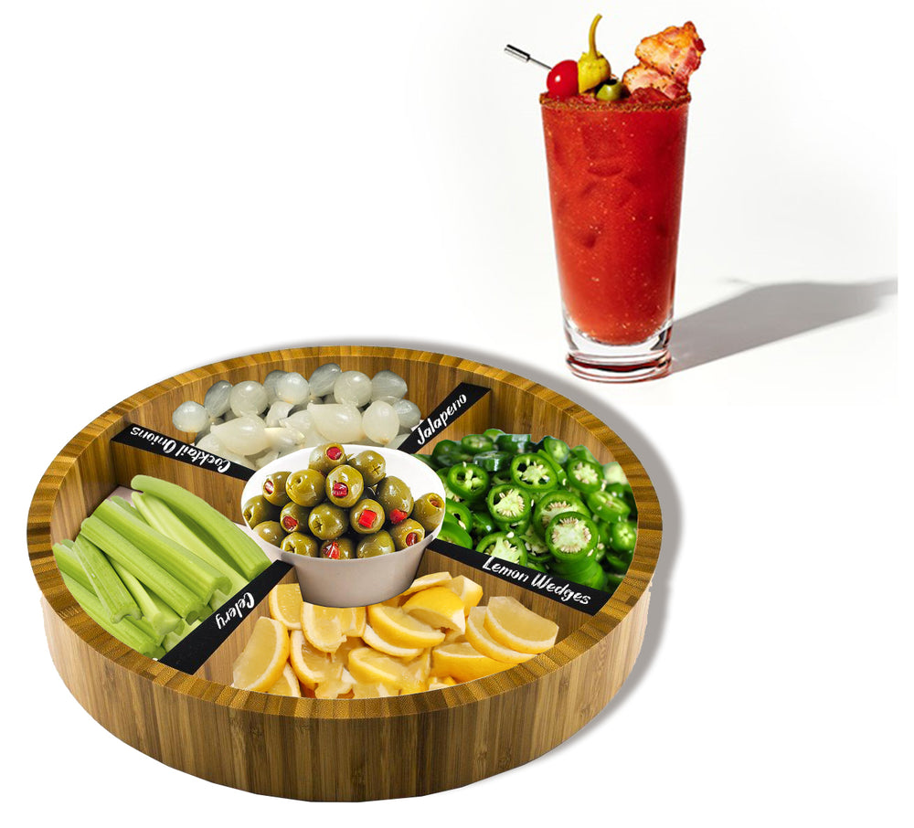 Appetizer Flex Tray