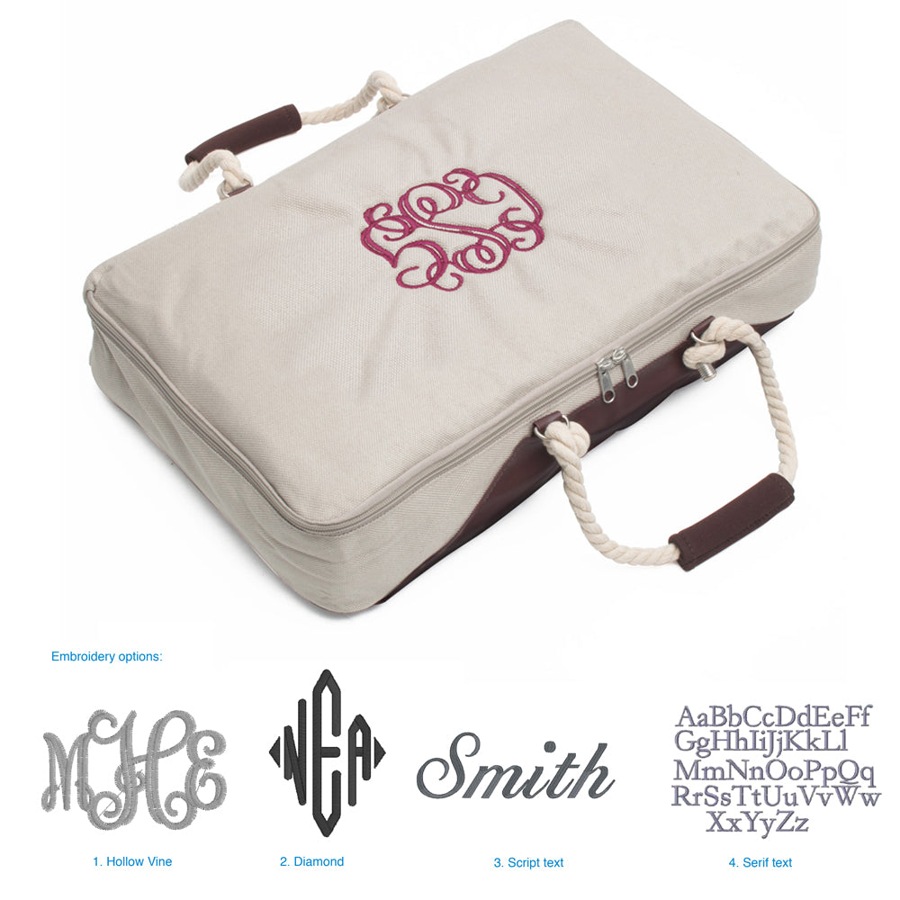 Insulated Casserole Carrier - Personalized