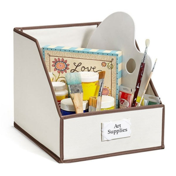 Craft Shelf Storage Bins
