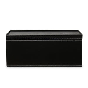 Large Cable Cubby - Black