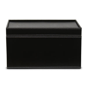 Small Cable Cubby - Black