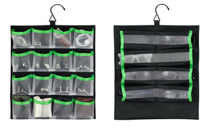 Hanging Glasses Organizer - Great Useful Stuff