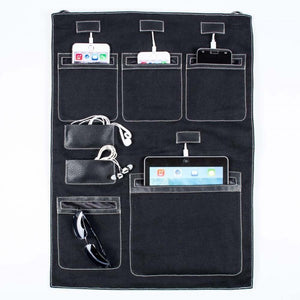 """Wally"" Hanging Wall Organizer and Charging Station - Great Useful Stuff"