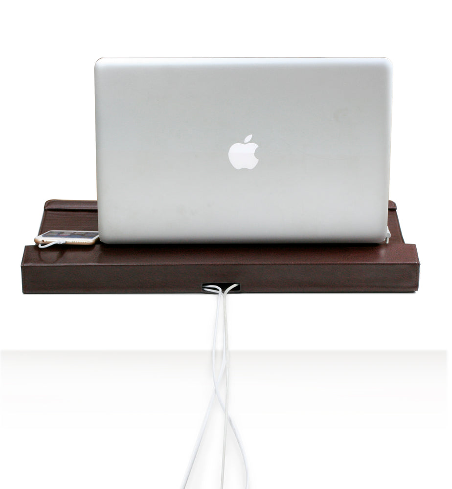 Laptop Lift Mat -- Leatherette