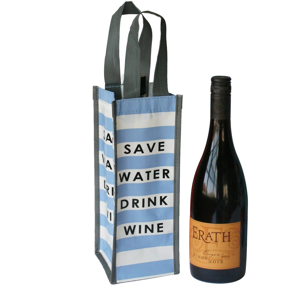 Eco-Friendly Reusable Wine Bags (Set of 8) - Great Useful Stuff