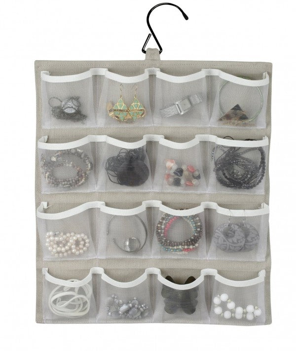 Load image into Gallery viewer, Hanging Glasses Organizer - Great Useful Stuff