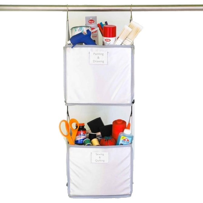 Hanging Craft Bins - Great Useful Stuff