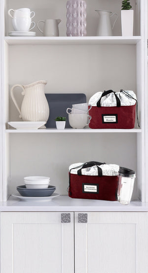 Appliance Accessories Organizer - Great Useful Stuff