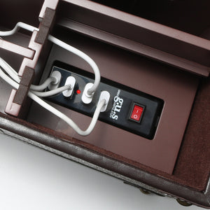 Portable Charging Center for Tech Gear