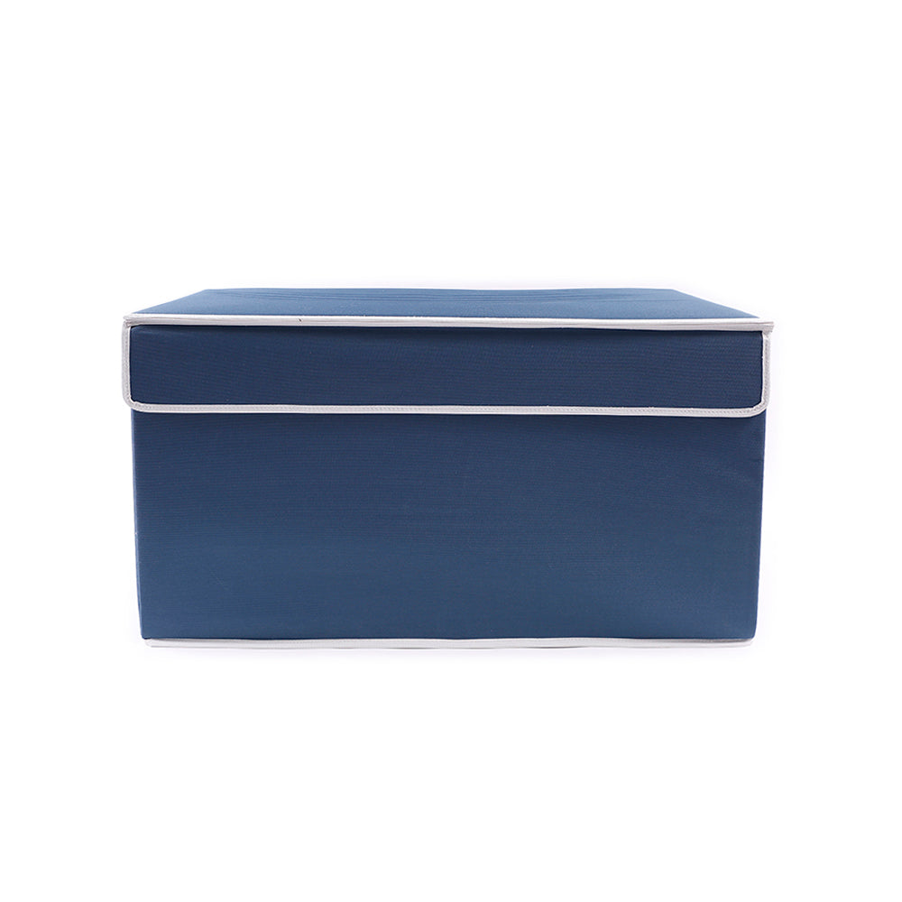 Large Collapsible Toy Box - Orion Blue - Great Useful Stuff