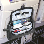Travel Media Pouch in-flight organizer