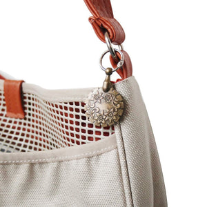 Knitting Hobo Bag - Great Useful Stuff