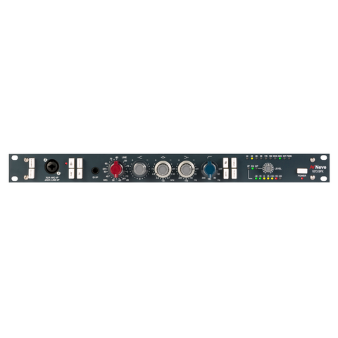 AMS Neve 1073SPX Single Mic Preamp & EQ