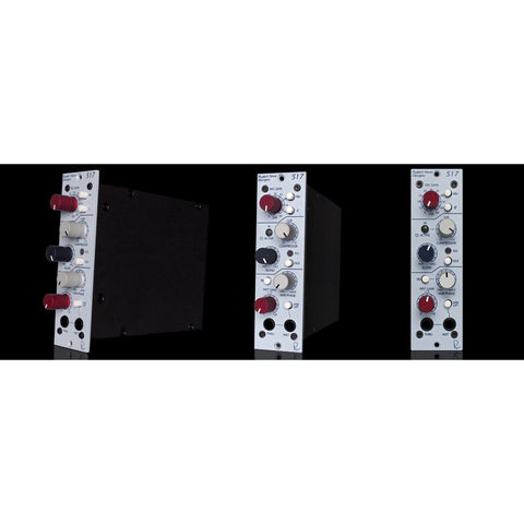 Rupert Neve Designs 517 - MicPre DI Compressor with Variphase - 500 Series