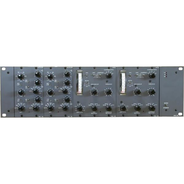AML 2 x 54F50 + 2 x ez1073-500 - 10 slot Racked Unit