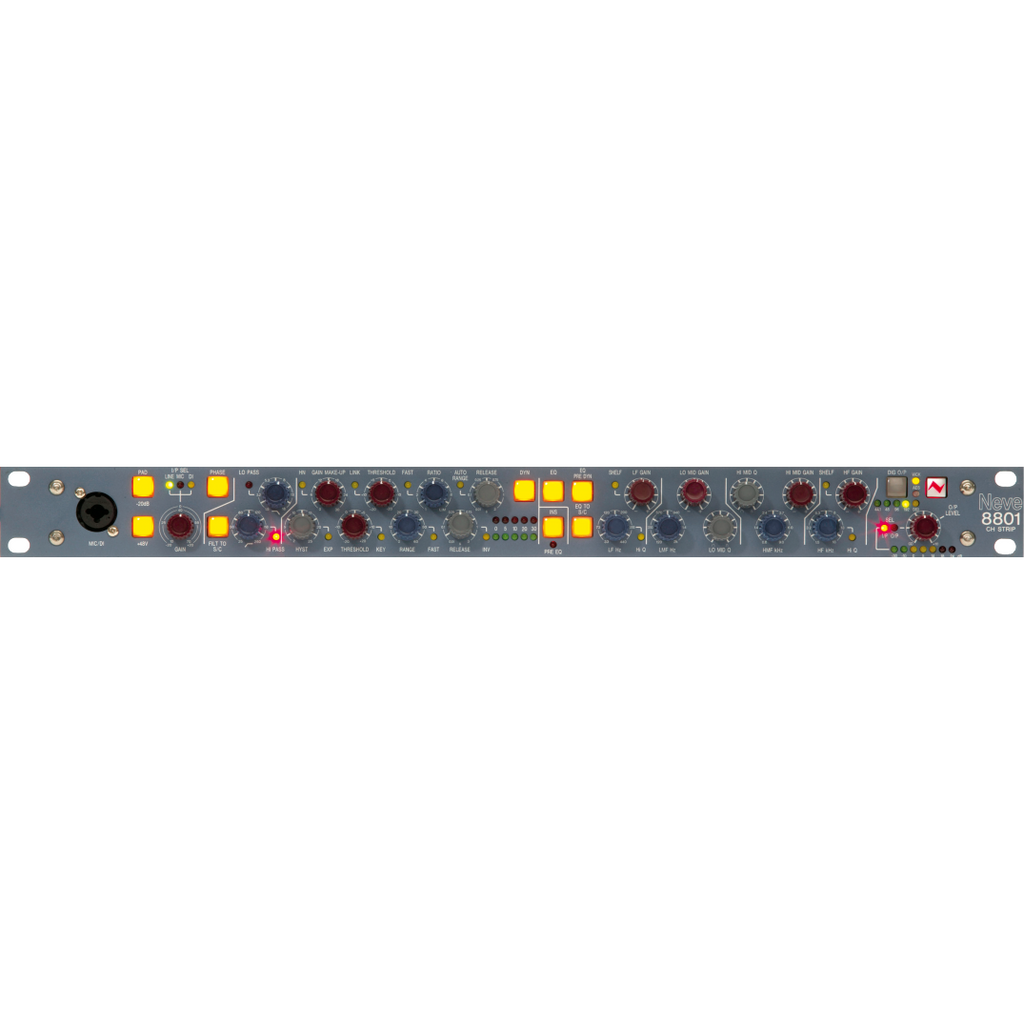 AMS Neve Producer Pack Channel Strip