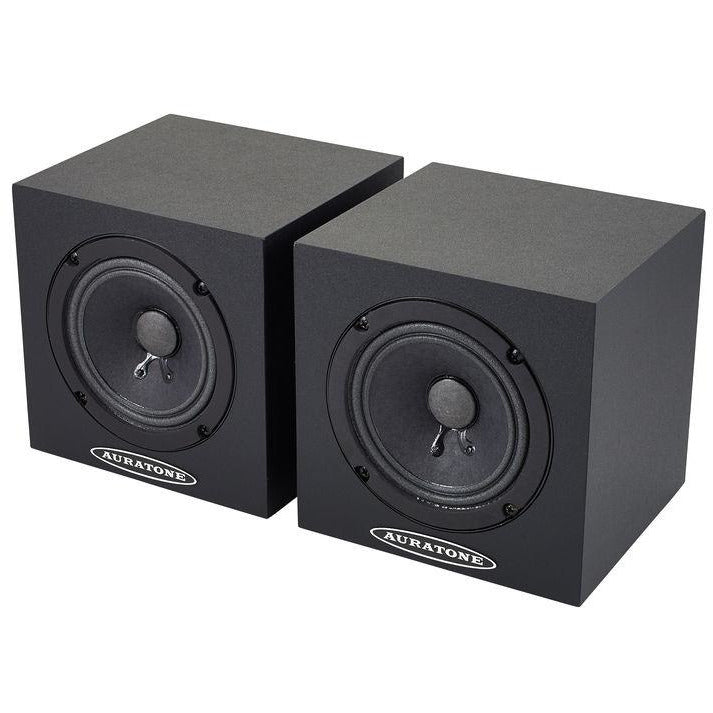 Auratone 5C Super Sound Cube Black - pair