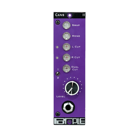 Purple Audio CANS 2   500 Series Headphone Pre-Amp