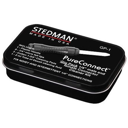 Stedman PureConnect GP-1 Gig Pack Connector Cleaner Kit