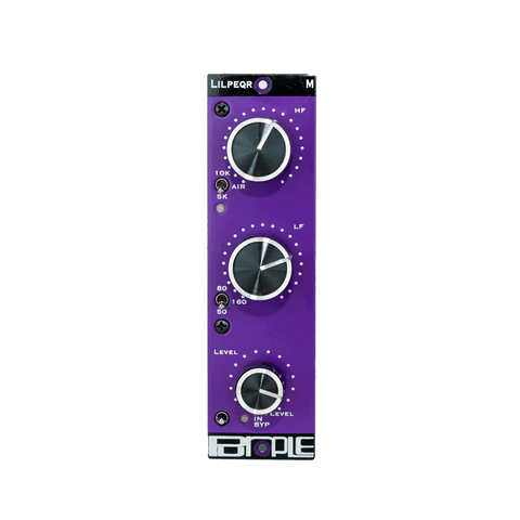 Purple Audio Lilpeqr 500 series Program EQ