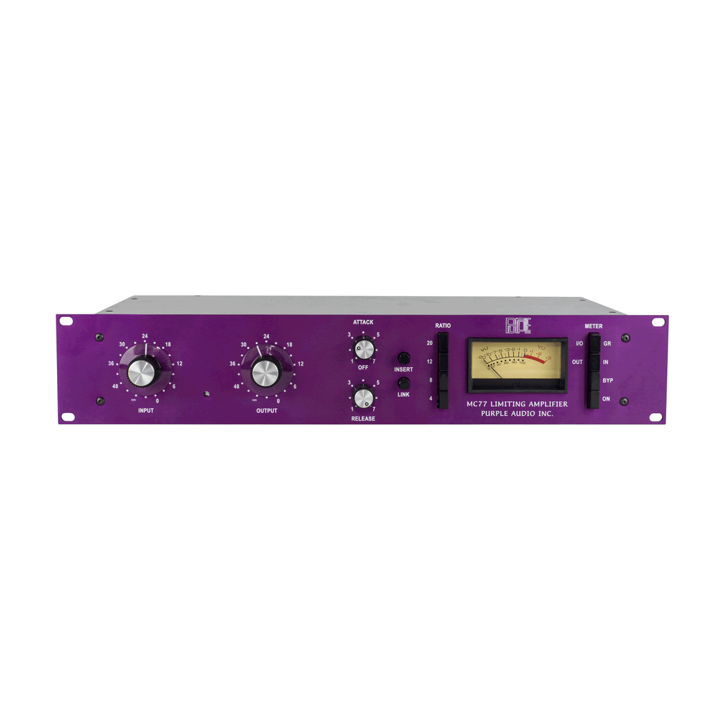 Purple Audio MC77 Limiter