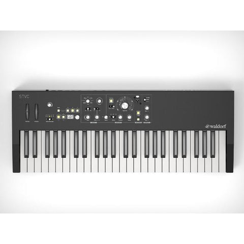 Waldorf STVC   String Synthesiser with Vocoder