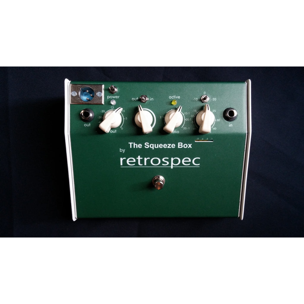 Retrospec Squeeze Box - Verdant European Edition