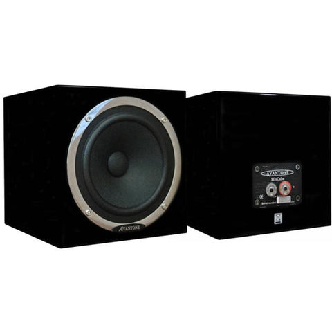 Avantone Mix Cube Passive Black - Pair