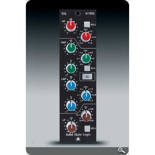 SSL 611EQ 500 Series