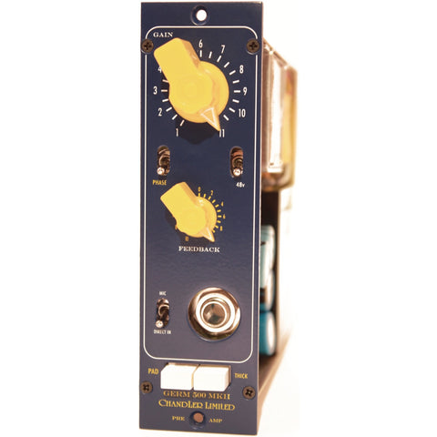 Chandler Germanium 500 Preamp MKII