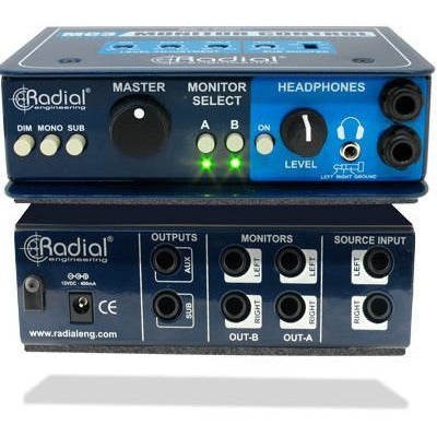 Radial MC3 Studio Monitor Controller - Summer Clearance