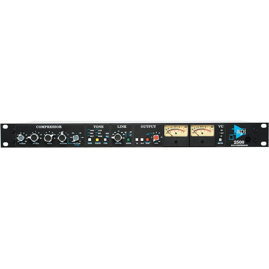 API 2500 Analogue Compressor