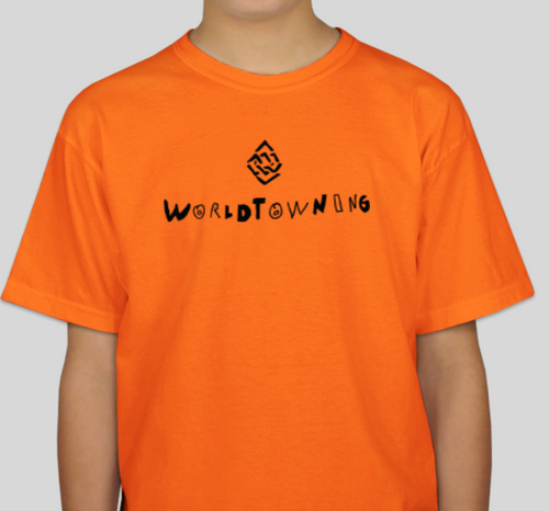 WorldTowning T-Shirt (kids)