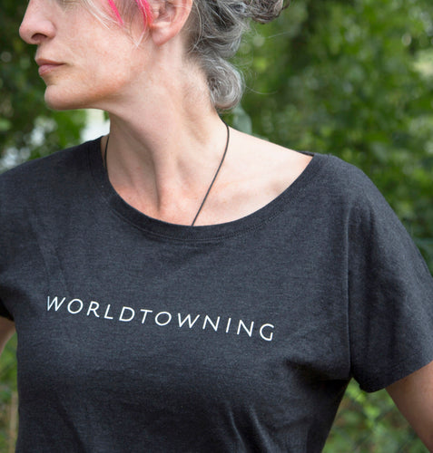 WorldTowning Womens T-Shirt Front