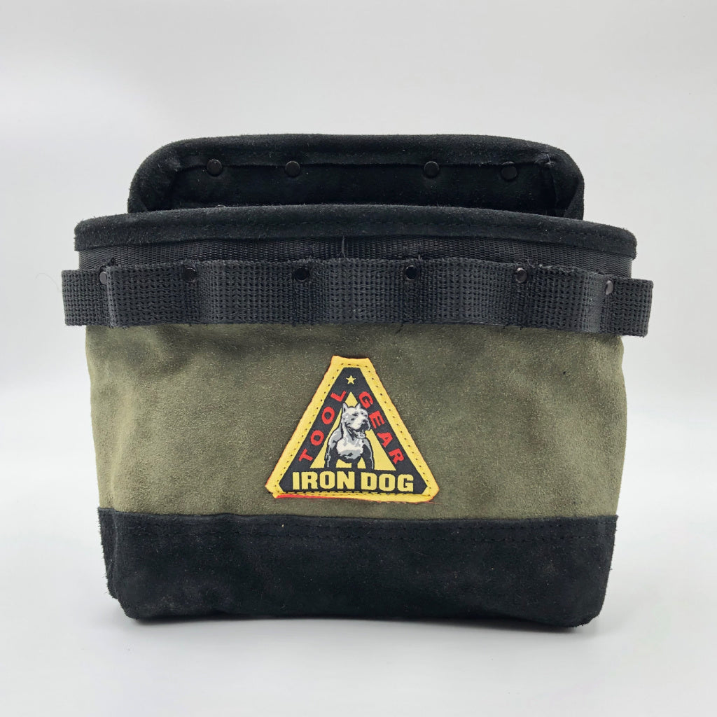 Large Divided Tool Pouch