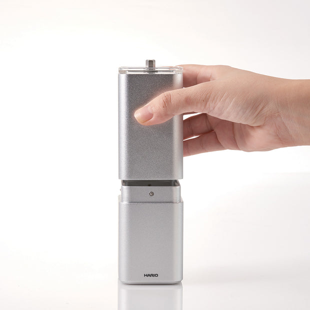 Hand Coffee Grinder 24gm (Aluminium)