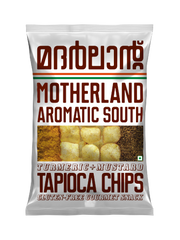 Tapioca w/ Turmeric & Mustard (Pack of 3) by Motherland