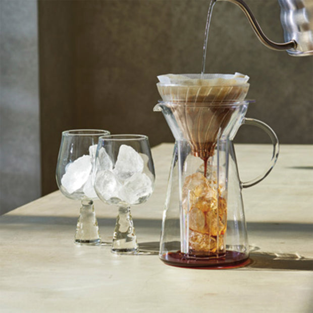 V60 Hot & Cold Coffee dripper (700ml)