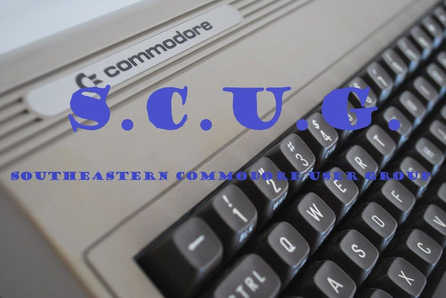 Southeastern Commodore User Group  Meeting #3