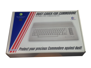 Commodore 64 dust cover  (Breadbin or 64c)