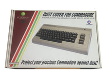 Load image into Gallery viewer, Commodore 64 dust cover  (Breadbin or 64c)